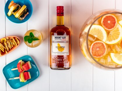 Mount Gay Rum Summer Solstice Punch